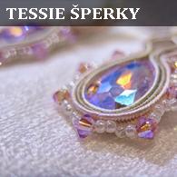 tessie - ručne vyrábané šperky, Slovenská výroba