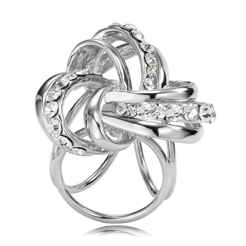 a69ca1631 Keltský uzol je ozdobný prsteň pre šatky