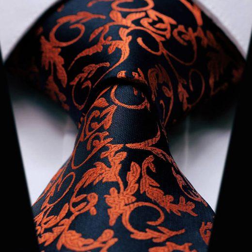 Luxusná pánska sada - kravata a vreckovka - vzor07