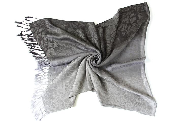 7f4734738ca Luxusný ručne tkaný kašmírový šál s prímesou hodvábu - vzor03