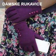 hodvabne damske rukavice