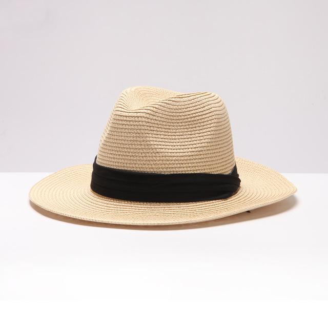 99f7bcdea Luxusný dámsky slamený klobúk v rôznych farbách